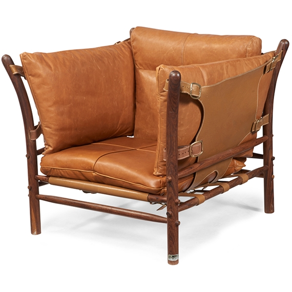 Arne Norell Ilona Lounge Chair 1960s, Arne Norell Ilona Chair
