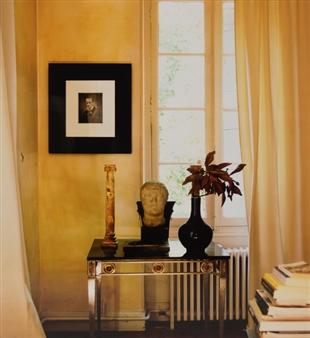 Louise Lawler Baudelaire 2001 2003 Digitally