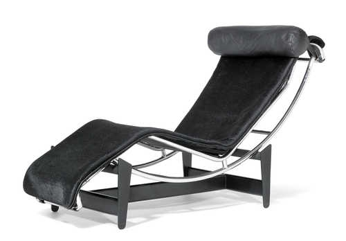 Artworks of charlotte perriand french 1903 1999 for Chaise longue lc4 occasion