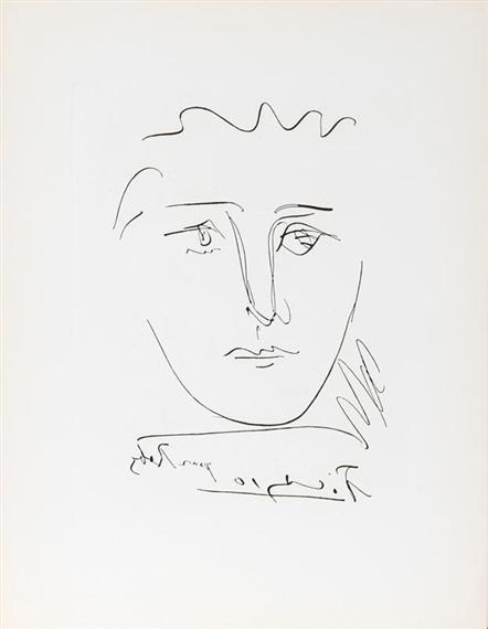 Picasso Pablo   L\'Age de Soleil - Pour Roby   MutualArt