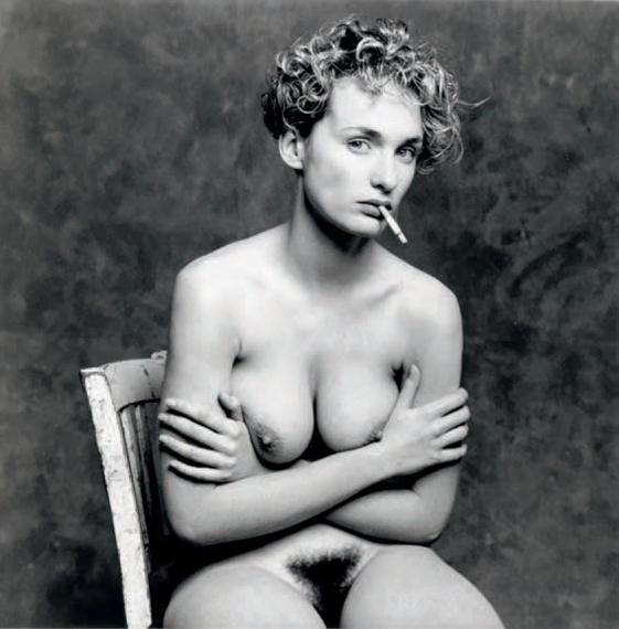 Bettina rheims erotic art