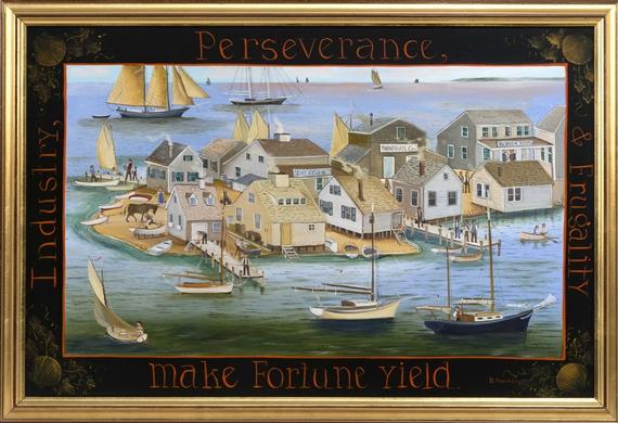 D Printing Exhibition Billingsgate : Mumford elizabeth industry perseverance & frugality make fortune
