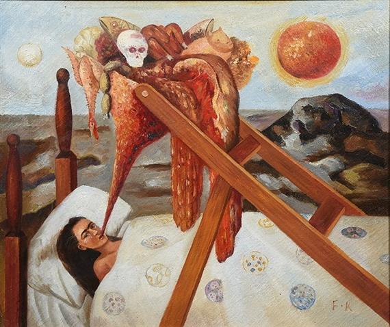 Kahlo Frida | Without Hope | MutualArt