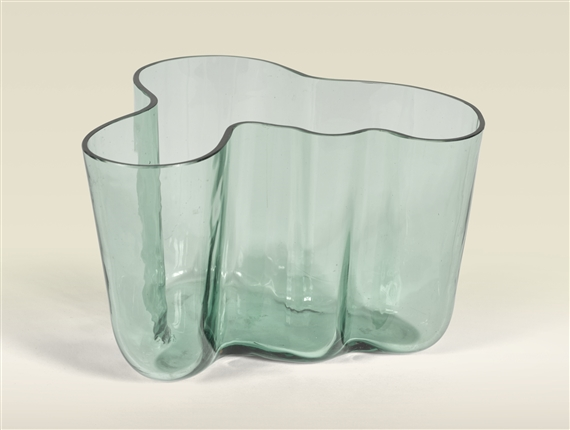 Aalto Alvar Savoy Vase Model No 9750 From The Eskimoerindens