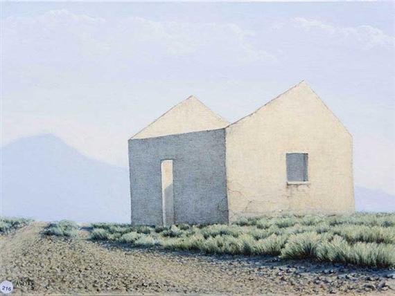 Hawyes Russel | Abandoned House Free State | MutualArt