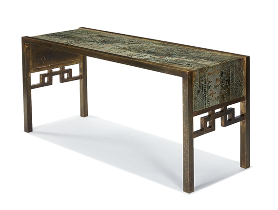 Philip kelvin laverne spring festival console for 10 spring street console table