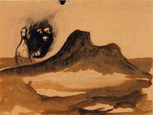 Artworks of Enzo Cucchi (Italian, 1949)