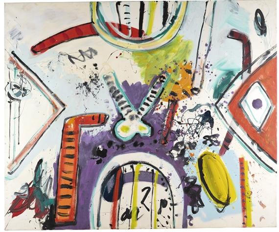 Alan Davie Paintings For Sale