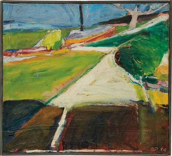 Artworks Of Richard Diebenkorn American 1922 1993