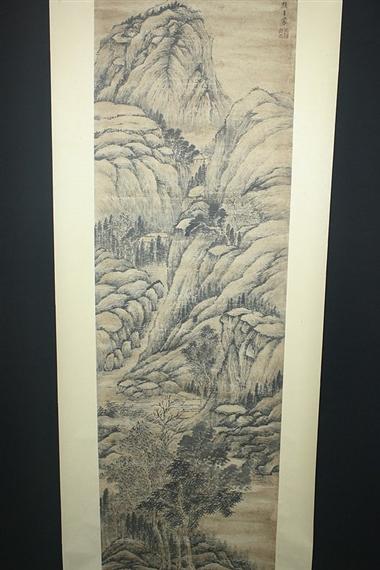 Meng Wang | Chinese Scroll Painting | MutualArt