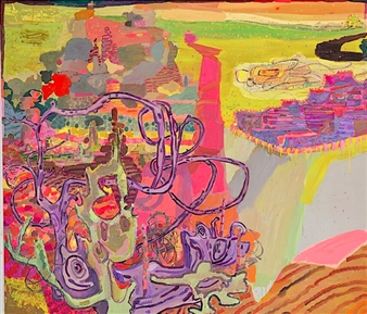 Lisa Sanditz   Art Auction Results
