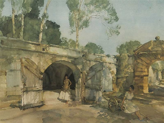 Artworks Of Sir William Russell Flint  British  1880