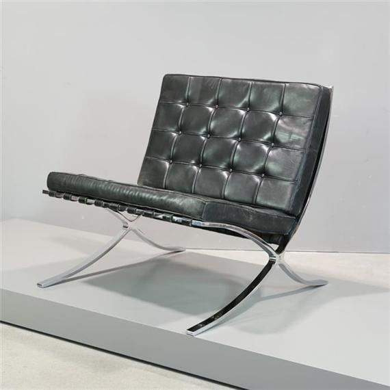 Ludwig Mies Van Der Rohe Sessel Mr 90 Barcelona Chair 1929