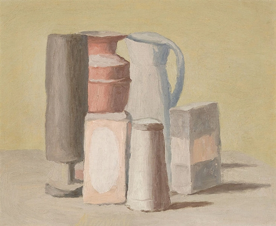 artworks of giorgio morandi italian 1890 1964. Black Bedroom Furniture Sets. Home Design Ideas