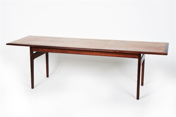 Johannes Meyer Andersen Coffee Table 1960 MutualArt