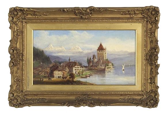 Domba R Lake Geneva Mutualart