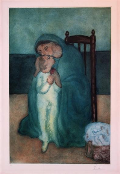 Picasso Pablo | Maternité (1930) | MutualArt