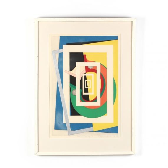 Amano Kazumi | Plan - Framing B (1973) | MutualArt