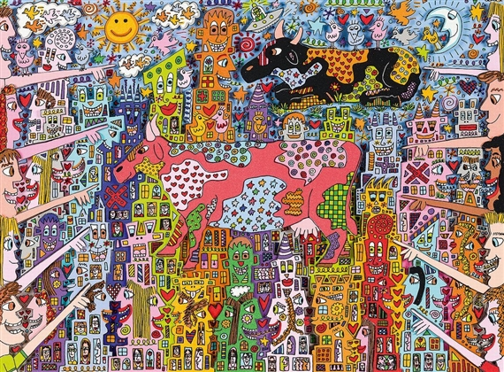 rizzi james look there are cows in the city 2000