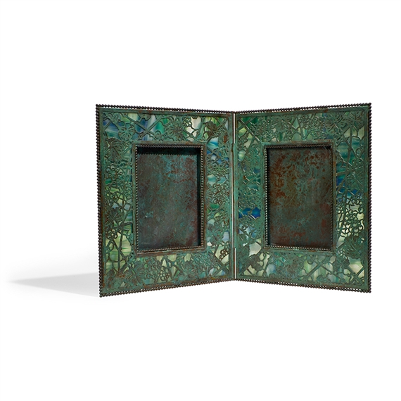Studios Tiffany Grapevine Double Picture Frame Mutualart