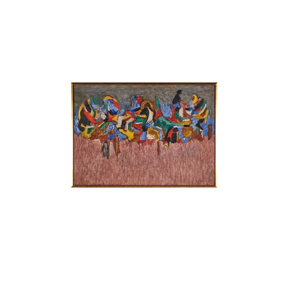 Rivers Haywood Untitled The Quilting Bee Mutualart