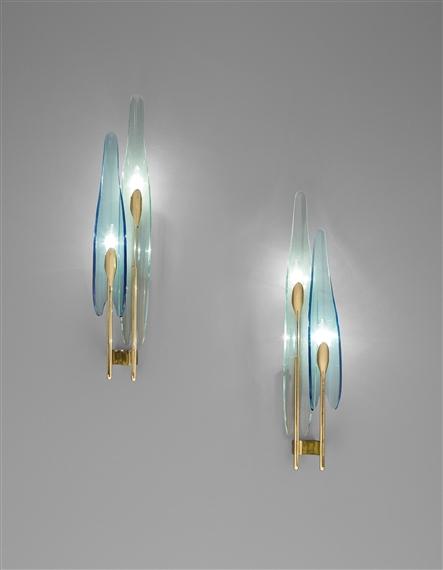 Ingrand max pair of dahlia wall lights model no 1461 mutualart artwork by max ingrand pair of dahlia wall lights model no aloadofball Gallery