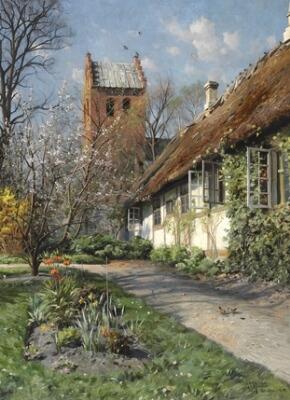Peder Mork Monsted 566 Artworks Mutualart