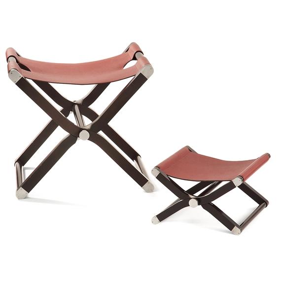 Dumas Rena | A Pippa stool and its footrest (1986) | MutualArt