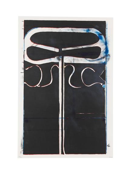 Diebenkorn Richard   Untitled (Club/Spade Group '81-82