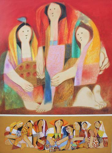 Santos Mauro 193 Artworks Mutualart