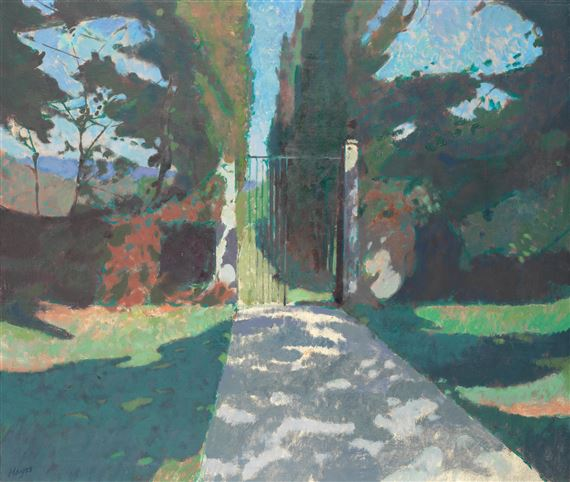 Hayes Colin | The Path to the Farm at St Esteve (1976