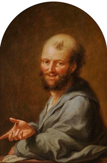 the greek philosopher democritus