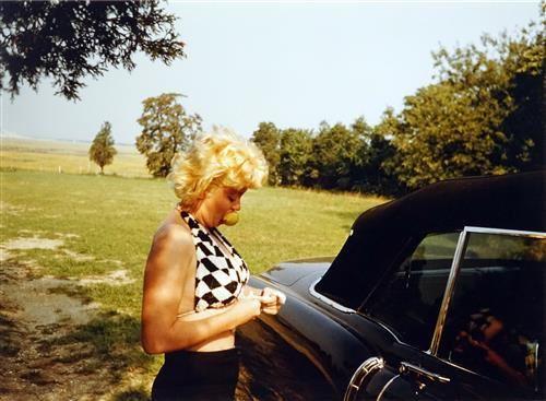Eve Arnolds 1955 Photo Of Marilyn >> Arnold Eve Marilyn Monroe Long Island 1955 Mutualart