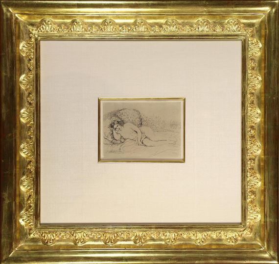 Pablo Picasso - Femme nue couchée For Sale at 1stdibs |Femme Nue Couchee