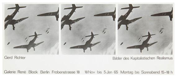 Richter Gerhard Bilder Des Kapitalistischen Realismus 1965
