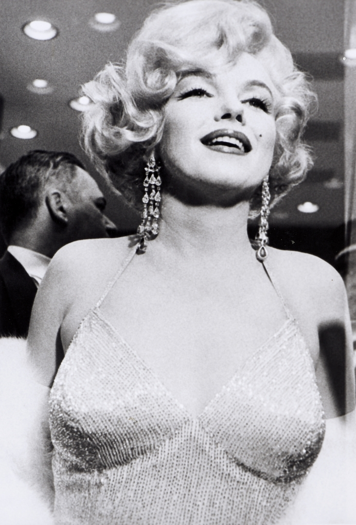 Henriques Bob Marilyn Monroe At The Premiere Of Some Like It Hot