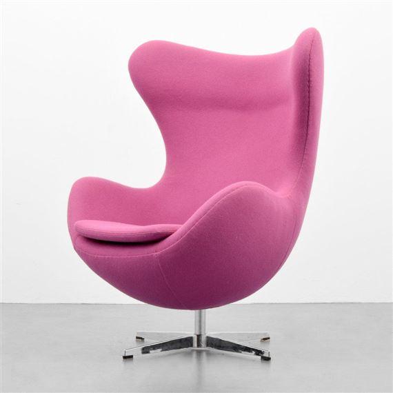 Jacobsen Arne Egg Chair Mutualart