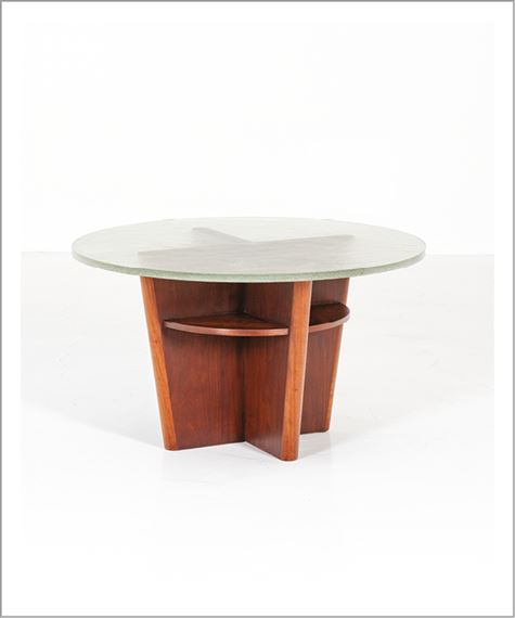 Astounding Greta Magnussongrossman Table Basse Gueridon 1930 Gmtry Best Dining Table And Chair Ideas Images Gmtryco