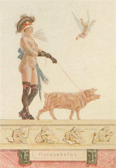 Image result for Felicien rops cochon