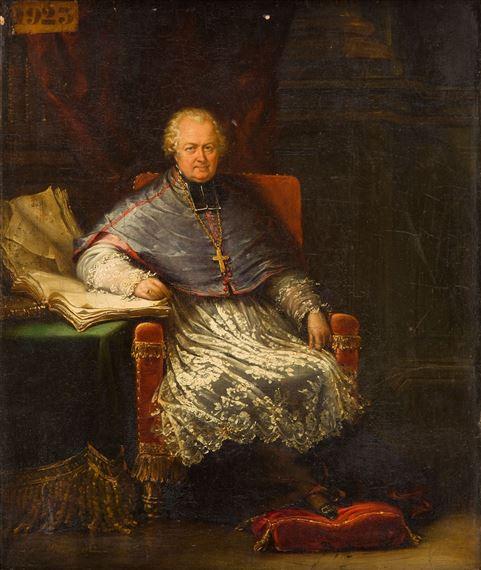 Édouard Henri ThéophilePingret | Portrait of Jean-Louis