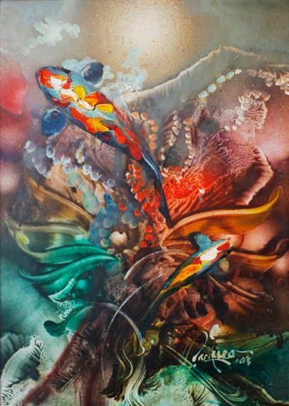 Rafael Pacheco Art Auction Results