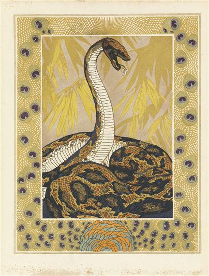 Jouve Paul Livre Et Le Second Livre De La Jungle 1919