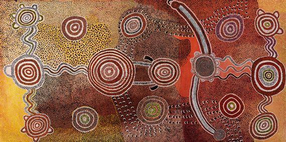 Uta UtaTjangala | Untitled (1975) | MutualArt