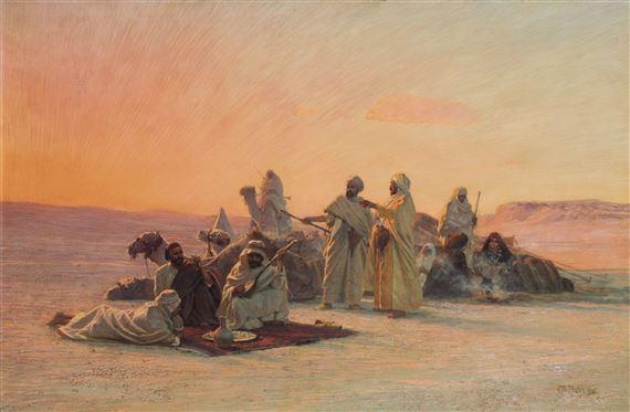 Sklavinnenmarkt