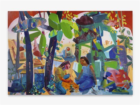 Schutz, Dana | 110 Artworks | MutualArt
