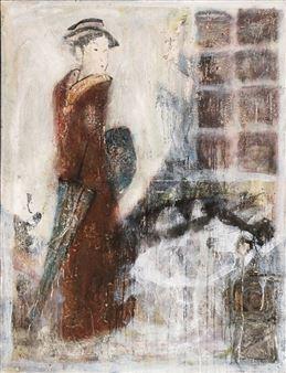 Dorthe Berg Art Auction Results
