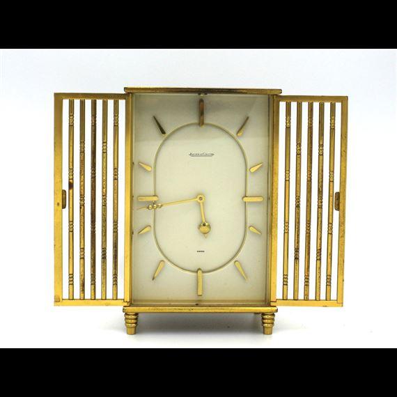 Jaeger-LeCoultre | Orologio da tavolo anni \'50/60 | MutualArt