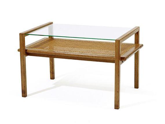 Babut G Table Basse 1957 Mutualart