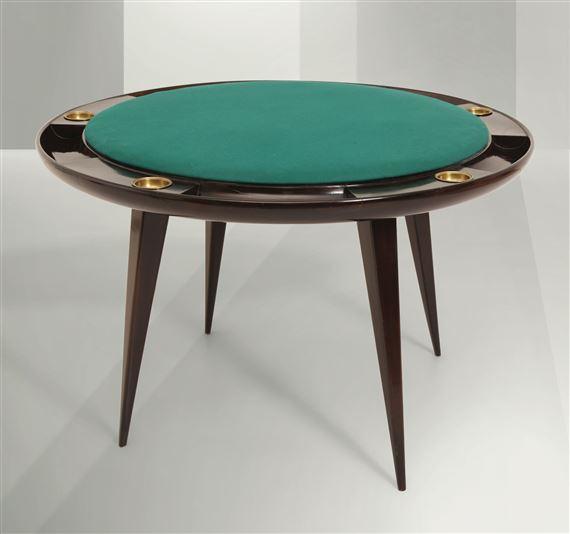 Tavolo Da Poker Legno.Ponti Gio Tavolo Da Gioco Con Struttura In Legno Circa