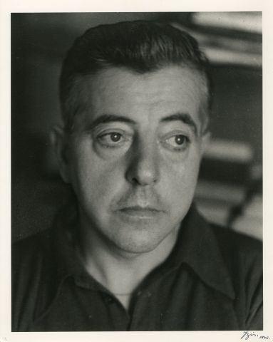 Izis   Jacques Prévert (1945)   MutualArt